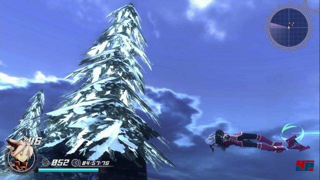 Screenshot - Rodea: The Sky Soldier (Wii_U) 92496809