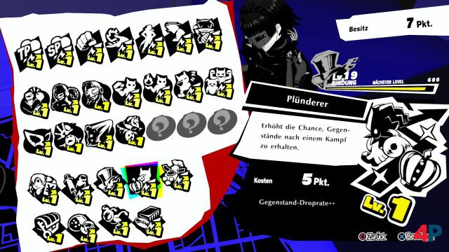 Screenshot - Persona 5 Strikers (PS4) 92634858