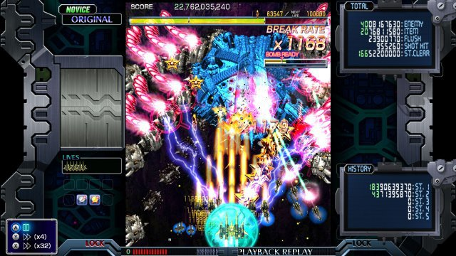 Screenshot - Crimzon Clover - World EXplosion (Switch) 92628119