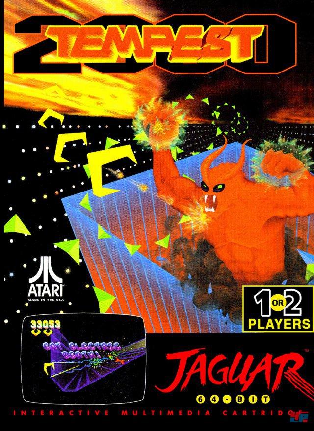 Screenshot - Tempest 2000 (PC) 92477055