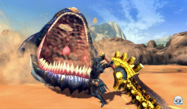 Screenshot - Monster Hunter 3 Ultimate (Wii_U) 92448047