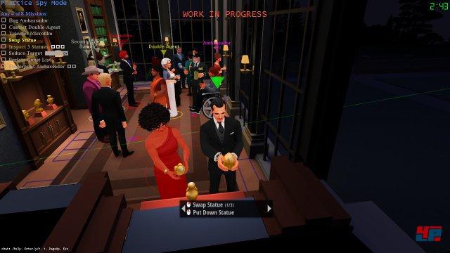 Screenshot - SpyParty (PC)