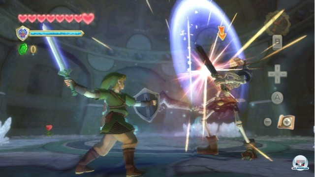 Screenshot - The Legend of Zelda: Skyward Sword (Wii) 2229579