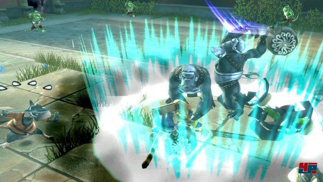 Screenshot - Legend of Kay (360) 92510446