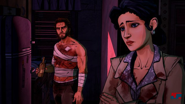Screenshot - The Wolf Among Us: Episode 4 - Sheep's Clothing (360) 92482424