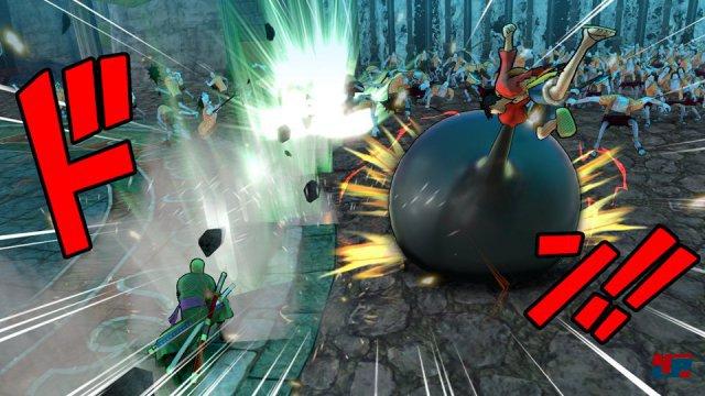 Screenshot - One Piece: Pirate Warriors 3 (PlayStation3) 92497612
