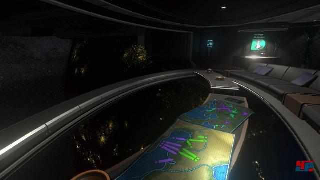 Welche Erkenntnisse konnte die Crew über die Aliens gewinnen?