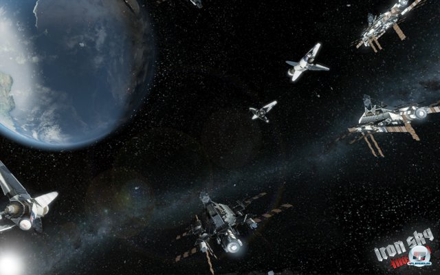 Screenshot - Iron Sky: Invasion (PC)