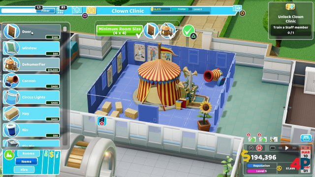 Screenshot - Two Point Hospital (One)
