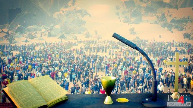 Screenshot - Pope Simulator (PC)