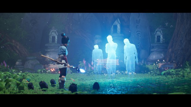 Screenshot - Kena: Bridge of Spirits (PlayStation5) 92649931