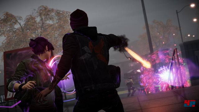 Screenshot - inFamous: Second Son (PlayStation4)