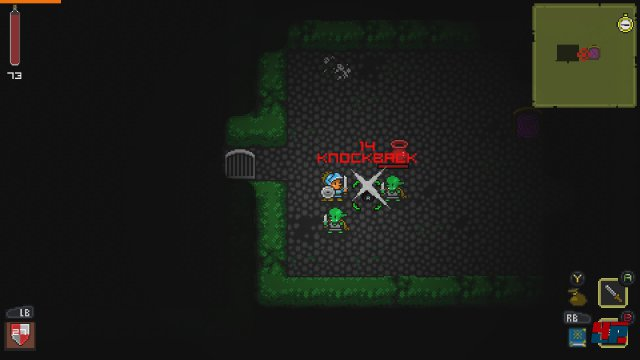 Screenshot - Quest of Dungeons (XboxOne) 92509905