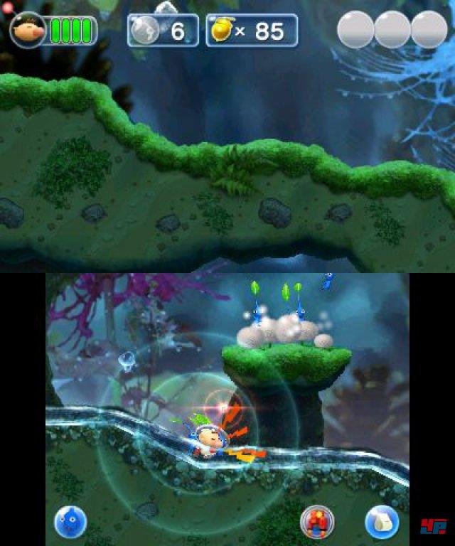 Screenshot - Hey! Pikmin (3DS) 92550110