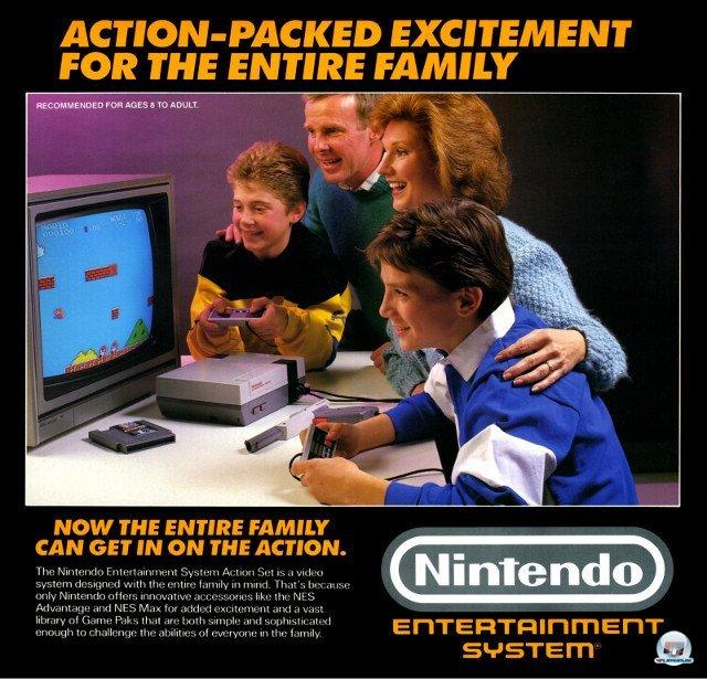 <b>NES: 400 DM</b> <br><br> Nach dem großen Videospiel-Crash brauchte Nintendo eine ganze Weile, um bei westlichen Elektronik- und Spielwaren-Händlern Vertrauen zu gewinnen: Das Gerät erschien in Japan bereits 1983, hierzulande dagegen erst 1986. 92404002