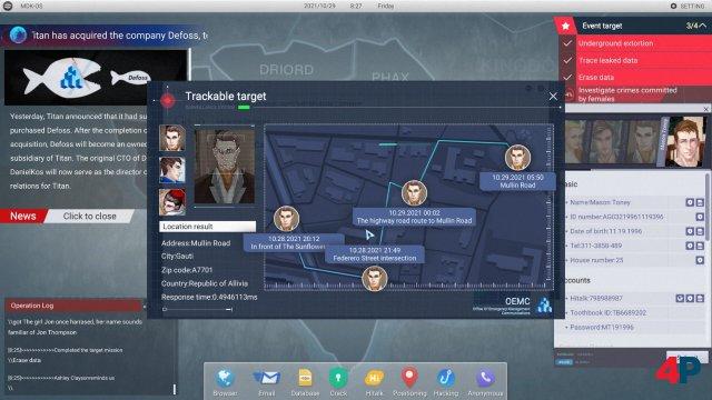 Screenshot - Cyber Manhunt (PC)