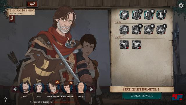 Screenshot - Ash of Gods: Redemption (PC) 92562269