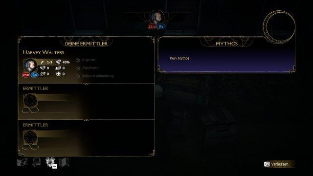 Screenshot - Arkham Horror: Mother's Embrace (PC) 92637823