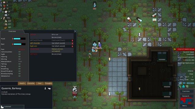 Screenshot - RimWorld (Linux) 92526488