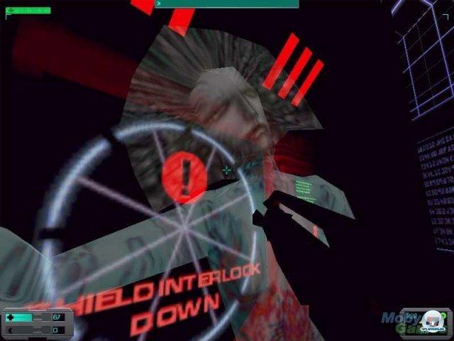 ...in diesem Spiel wurde bereits fast alles etabliert, was in BioShock wieder aufgegriffen wurde, z.B. das Hacking-Minispiel oder eine unerwartete Wendung in der Mitte der Geschichte. 92457899