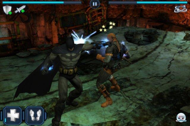 Screenshot - Batman: Arkham City Lockdown (iPhone) 2298447
