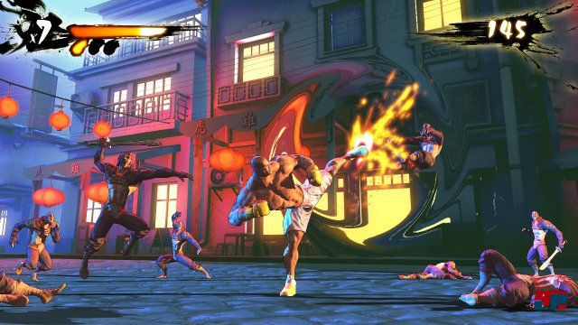 Screenshot - Shaq Fu: A Legend Reborn (Android) 92478195