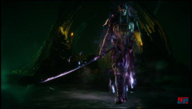 In der Episode Gladiolus feiert auch Gilgamesh seine Rückkehr.