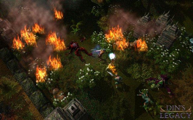 Screenshot - Din's Legacy (PC) 92595583