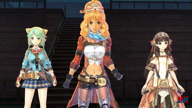 Screenshot - Atelier Shallie: Alchemists of the Dusk Sea (PlayStation3) 92499509