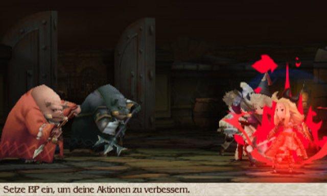 Screenshot - Bravely Default (3DS) 92473493
