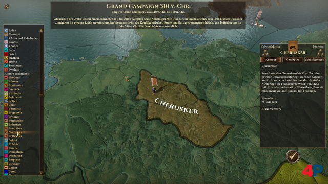 Screenshot - Field of Glory: Empires (PC) 92592294