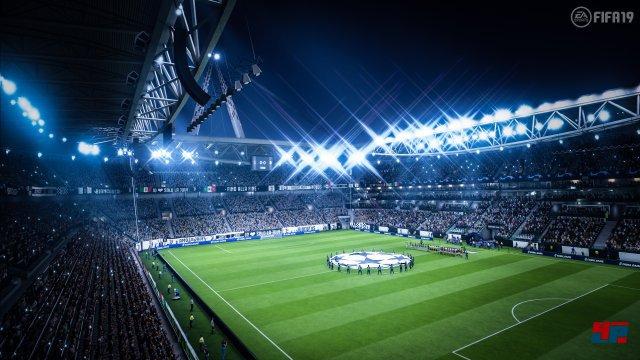 Die Champions League soll möglichst authentisch inszeniert werden.