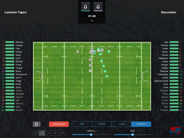 Screenshot - Pro Rugby Manager 2015 (iPad) 92486512
