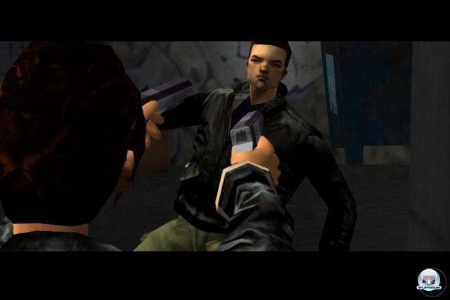Screenshot - Grand Theft Auto III (iPhone) 2299302
