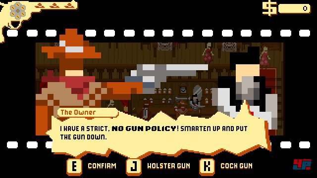 Screenshot - Westerado: Double Barreled (PC) 92503922