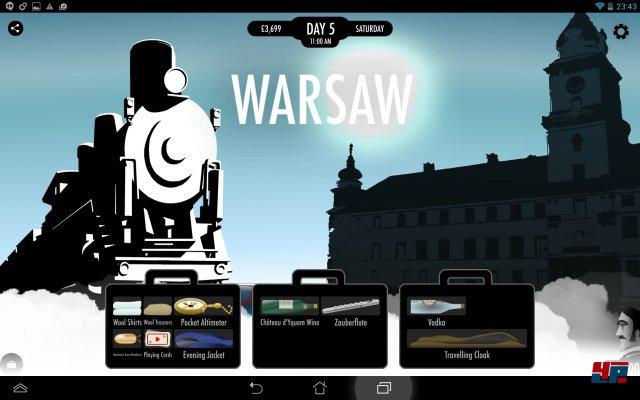 Screenshot - 80 Days (Android)
