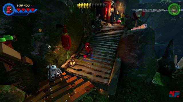 Screenshot - Lego Marvel Super Heroes 2 (PS4) 92555676