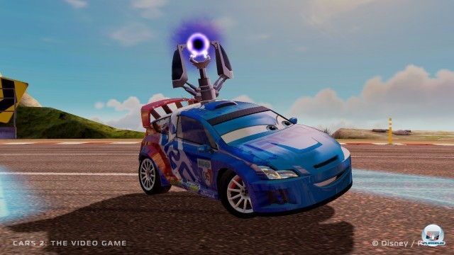 Screenshot - Cars 2: Das Videospiel (PC) 2224348
