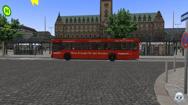 Screenshot - OMSI Hamburg -Tag & Nacht (PC) 92465223