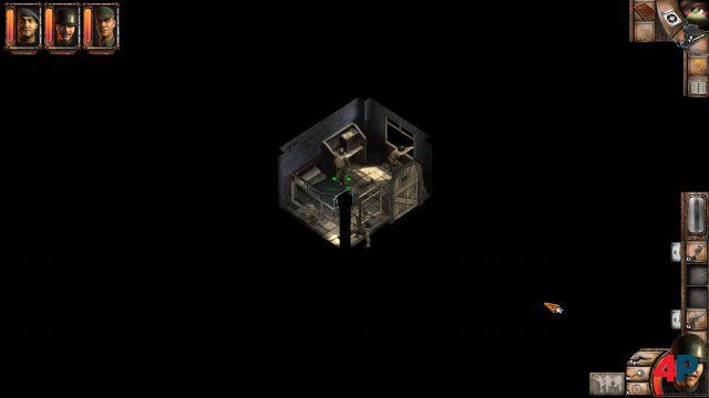 Screenshot - Commandos 2 (Android)