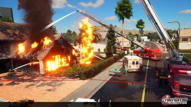 Screenshot - Firefighting Simulator - The Squad (PC)