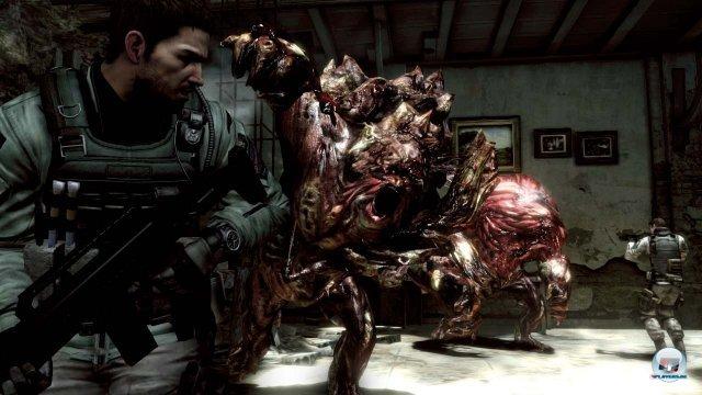 Screenshot - Resident Evil 6 (360) 92402107
