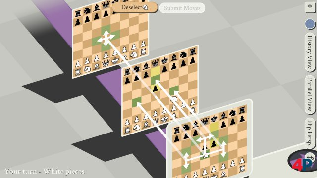 Screenshot - 5D Chess With Multiverse Time Travel (PC)