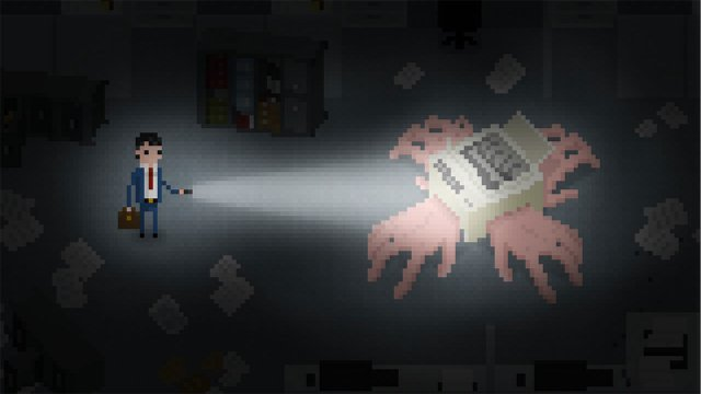Screenshot - Yuppie Psycho (Switch)