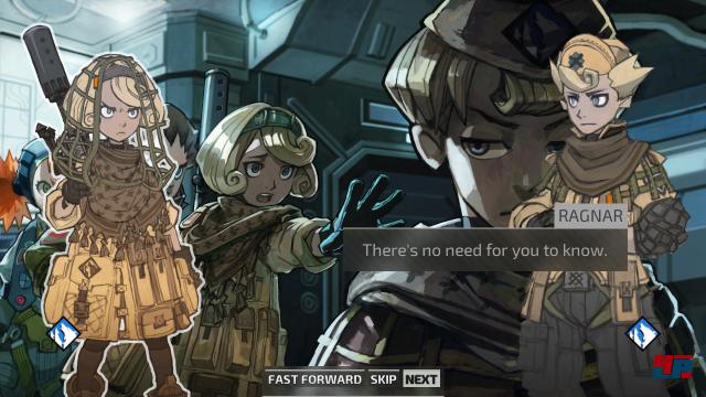 Screenshot - Tiny Metal: Full Metal Rumble (Switch) 92584297