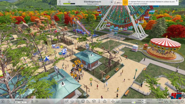 Screenshot - RollerCoaster Tycoon World (PC) 92537616