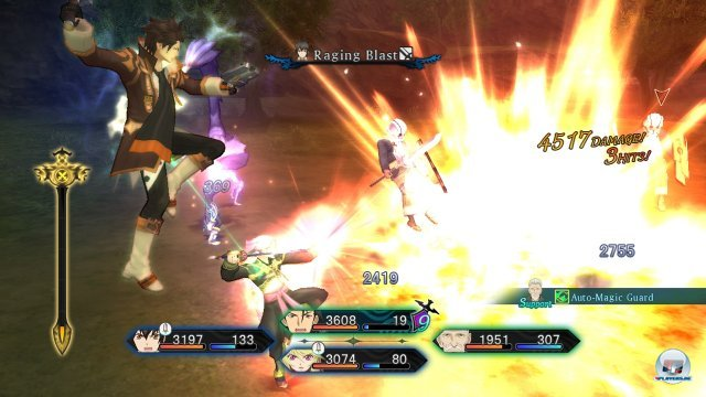 Screenshot - Tales of Xillia (PlayStation3)