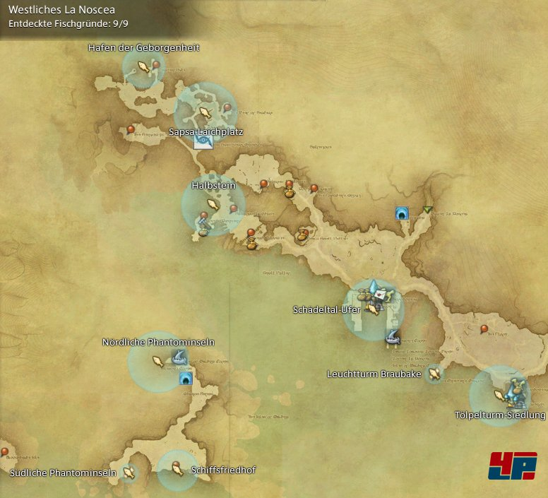 La Noscea - Guides & Spieletipps zu Final Fantasy 14 Online: A Realm ...