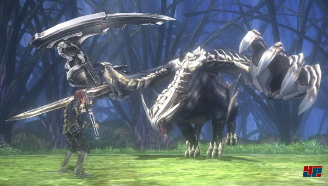 Screenshot - God Eater 2: Rage Burst (PlayStation4) 92493144
