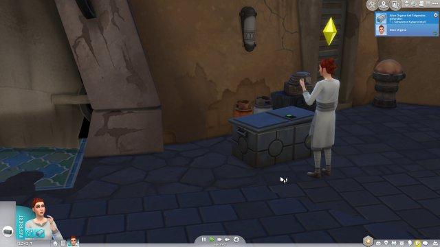 Screenshot - Die Sims 4 Star Wars: Reise nach Batuu-Gameplay-Pack (PC) 92624174